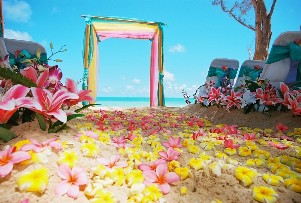 Beach Wedding Decoration Ideas Photos